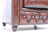 Chesterfield Original Antiek Bruin 1 + 1 + 3 zits_